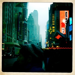 NYC through Kari's lens.